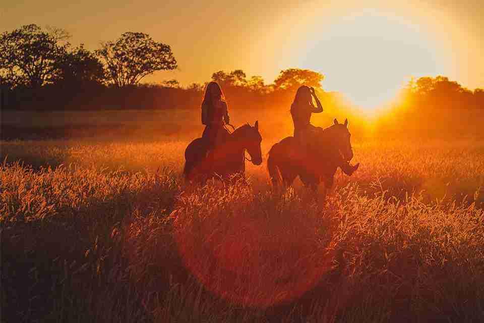 escursioni e passeggiate a cavallo in umbria
